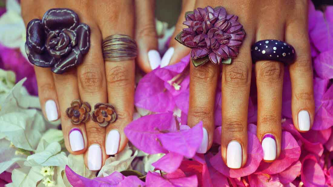 Nail a great manicure in Kigali